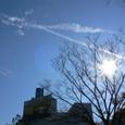ひこーき雲?