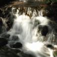 白滝公園の滝?