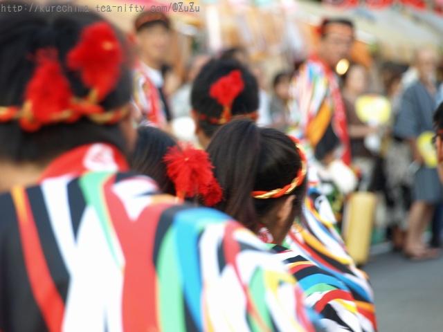 三島サンバパレード・2009